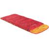 High Peak Kiowa - Sacos de dormir - izquierda naranja/rojo
